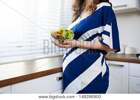 Healthy Nutrition For Pregnant Woman