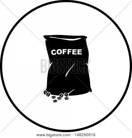 coffee bag symbol