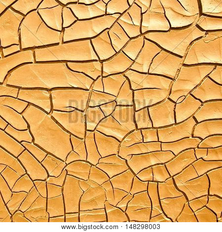 High resolution photo of old dry cracked surface background