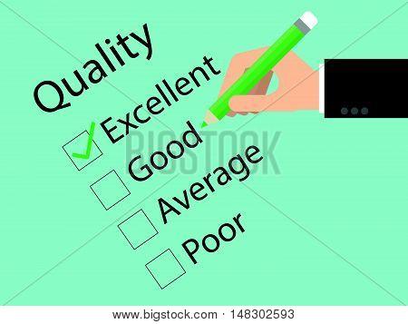 Quality Audit Close Up