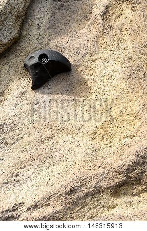 Rock Climbing Foot Grip Activity Sport