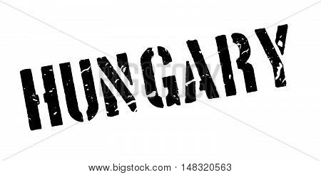 Hungary Rubber Stamp