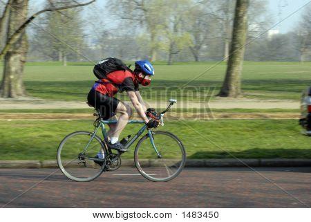 Hyde Park Biking
