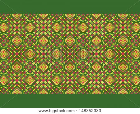Vector pattern, abstract geometric background illustration, cloth vector backgrounds, fabric textile pattern, mexican pattern, ethnic ornament