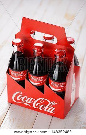 Coca-cola Classic Glass Bottles