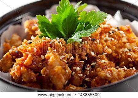 Tori Karaage - Japanese Fried Chicken