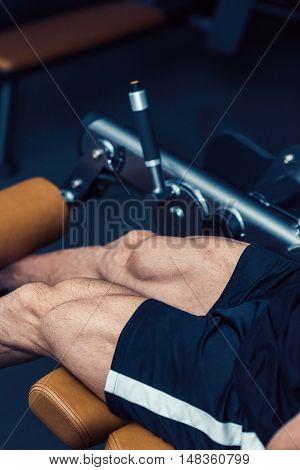 Leg Extension Machine Workout