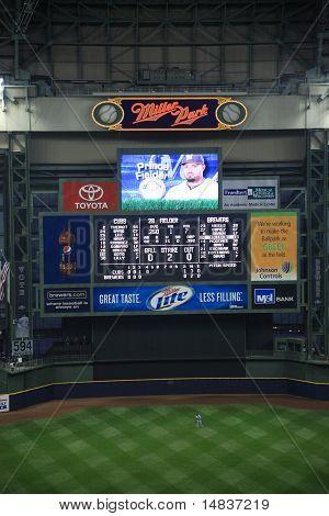Miller Park - Milwaukee Brewers