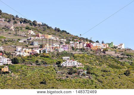 View On Puerto De La Cruz