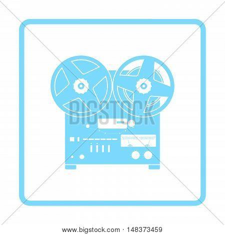 Reel Tape Recorder Icon