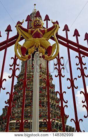 Asia  Thailand     Bangkok Sunny  Devil