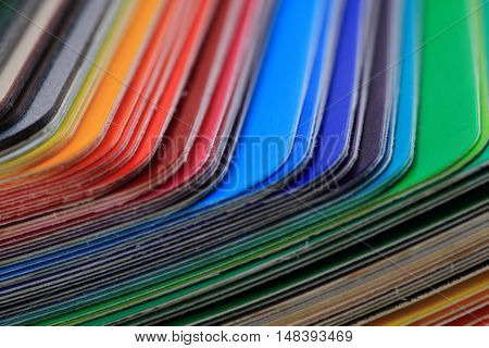 Abstract Color Pallette