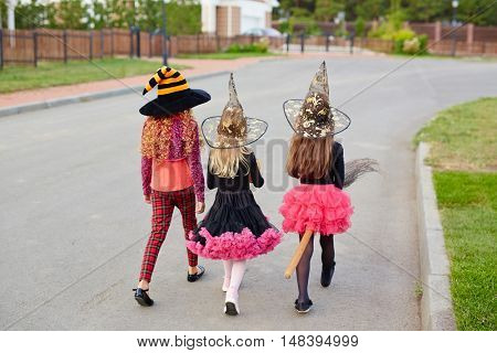 Walking witches