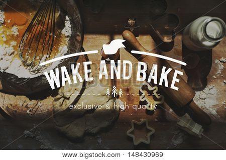 Bake Bakery Baking Bread Breakfast Cake Culinary Concept