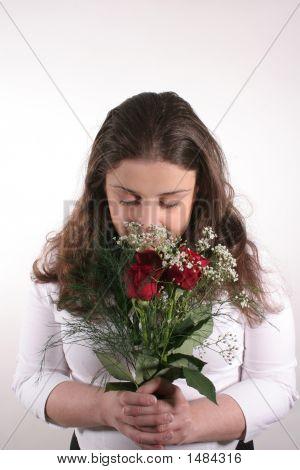 Oler las rosas #2
