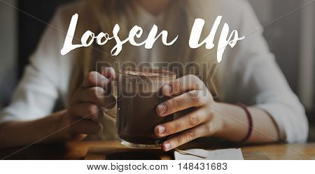 Loosen Up Loosen Relax Removal Rest Peace Concept