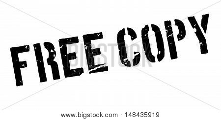 Free Copy Rubber Stamp