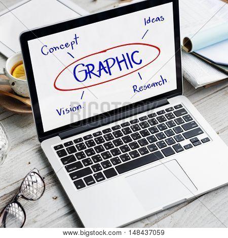 Graphic Creativity Simplicity Design Concept