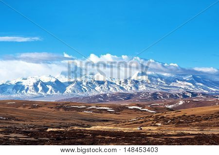 Gurla Mandhata Mountain, Tibet