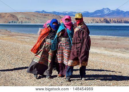 Tibetan Pilgrims