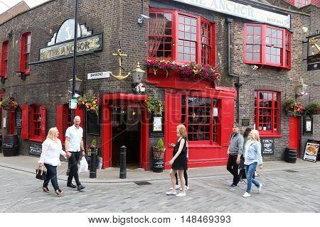 London Anchor Pub