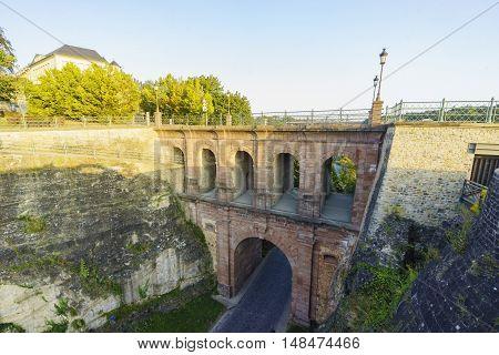 Rock Bridge Of Bock