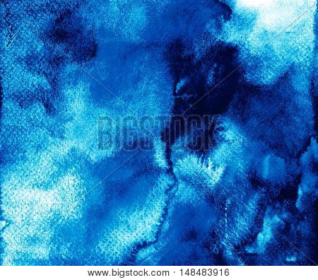 Colorful watercolor abstract hand painted for textures design art work or skin product.