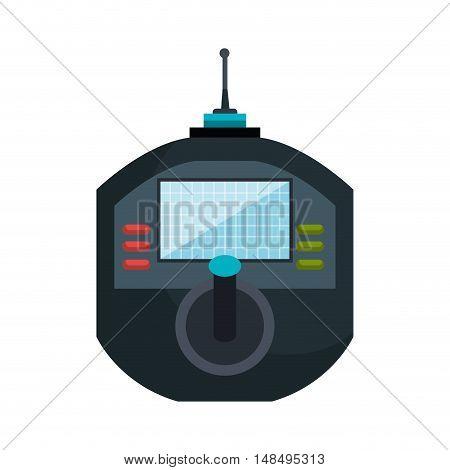 icon drone remote control graphic vector illustration eps 10