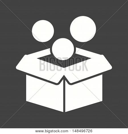 Display, product, advertise icon vector image. Can also be used for startup. Suitable for use on web apps, mobile apps and print media.