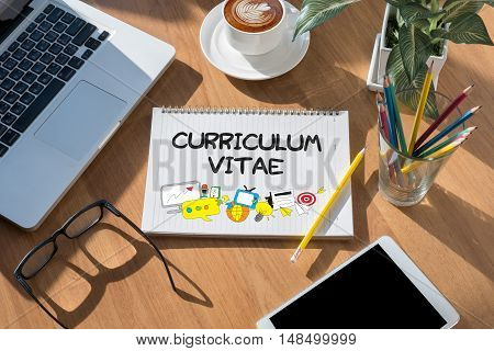 Curriculum Vitae Professional Resume For Finding A Job