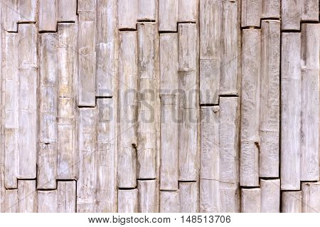 concrete texture bamboo grange style wall background