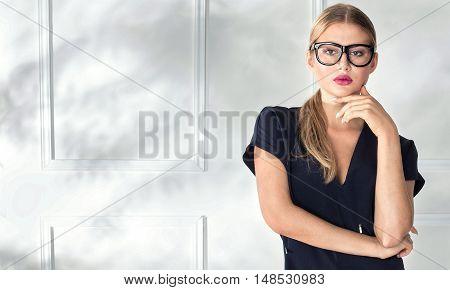 Fashion Photo Of Beautiful Lady.