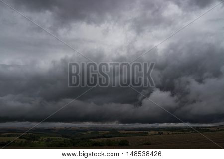 Storm Clouds sky nature dark dramatic overcast thunderstorm