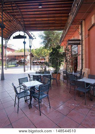 Sant Juan Market Exterior