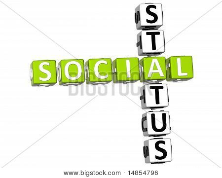 Social Status Crossword