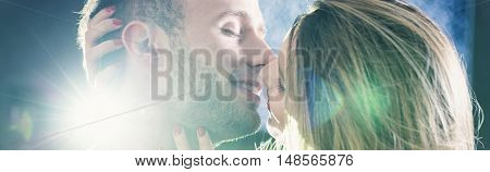 Kiss From Which Everything Begins