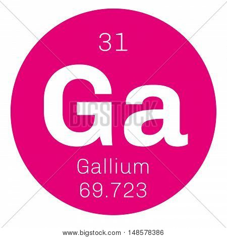 Gallium Chemical Element