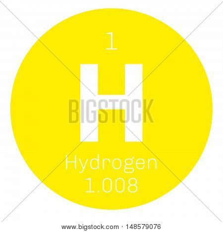 Hydrogen Chemical Element