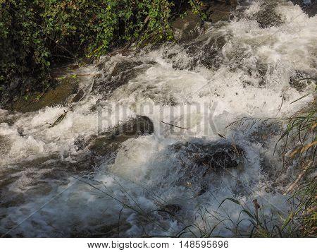 Mountain Torrent Rapids