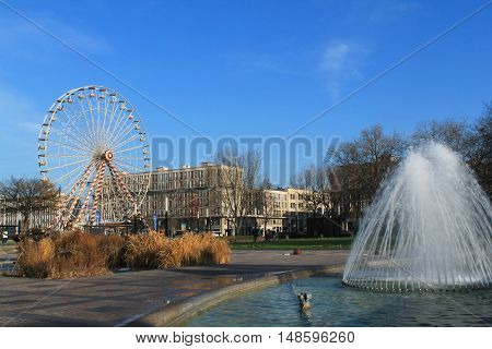 Le Havre, urban French commune and city in the Seine-Maritime department in the Normandy region of northwestern France