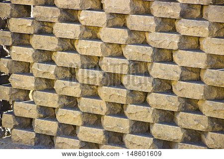 colored concrete paving slab texture building material background close-up