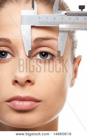 Measuring The Eyesight