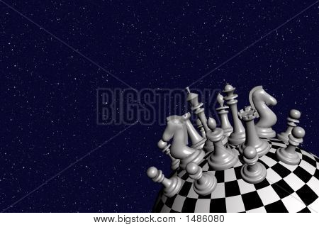 Chess World - White