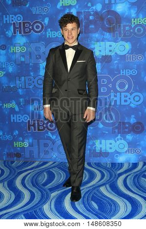 LOS ANGELES - SEP 18:  Nolan Gould at the 2016  HBO Emmy After Party at the Pacific Design Center on September 18, 2016 in West Hollywood, CA