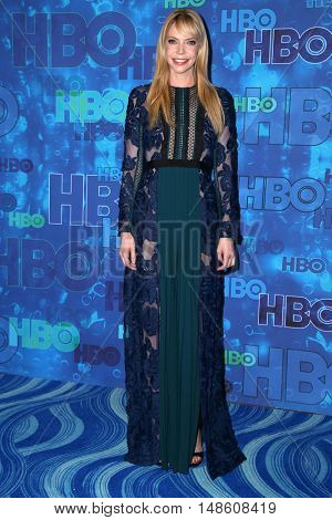 LOS ANGELES - SEP 18:  Riki Lindhome at the 2016  HBO Emmy After Party at the Pacific Design Center on September 18, 2016 in West Hollywood, CA
