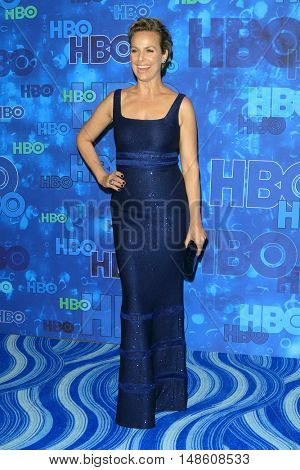 LOS ANGELES - SEP 18:  Melora Hardin at the 2016  HBO Emmy After Party at the Pacific Design Center on September 18, 2016 in West Hollywood, CA