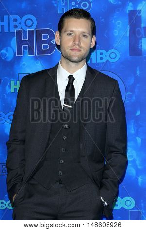 LOS ANGELES - SEP 18:  Luke Kleintank at the 2016  HBO Emmy After Party at the Pacific Design Center on September 18, 2016 in West Hollywood, CA