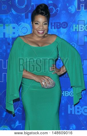 LOS ANGELES - SEP 18:  Kimberly Hebert Gregory at the 2016  HBO Emmy After Party at the Pacific Design Center on September 18, 2016 in West Hollywood, CA