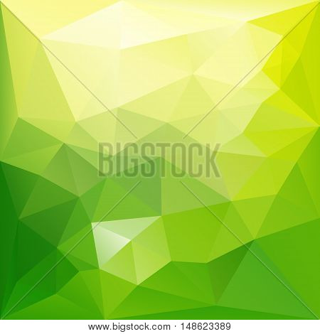 Abstract triangle. Polygonal texture background. Vector design for your business illustration.