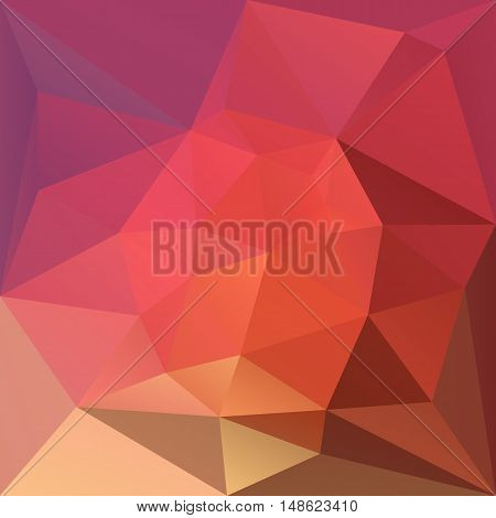 Abstract 3D geometric background. Vector design for your business illustration.